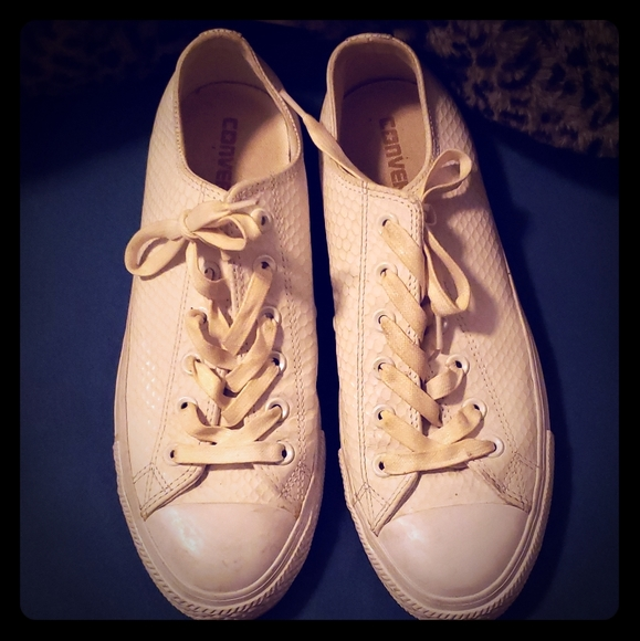 Converse Shoes   Vegan Leather Converse